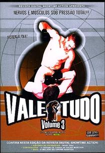 3º Campeonato Aberto de Free Style - Vale Tudo Nacional - Poster / Capa / Cartaz - Oficial 2