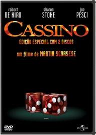 Cassino - Poster / Capa / Cartaz - Oficial 4