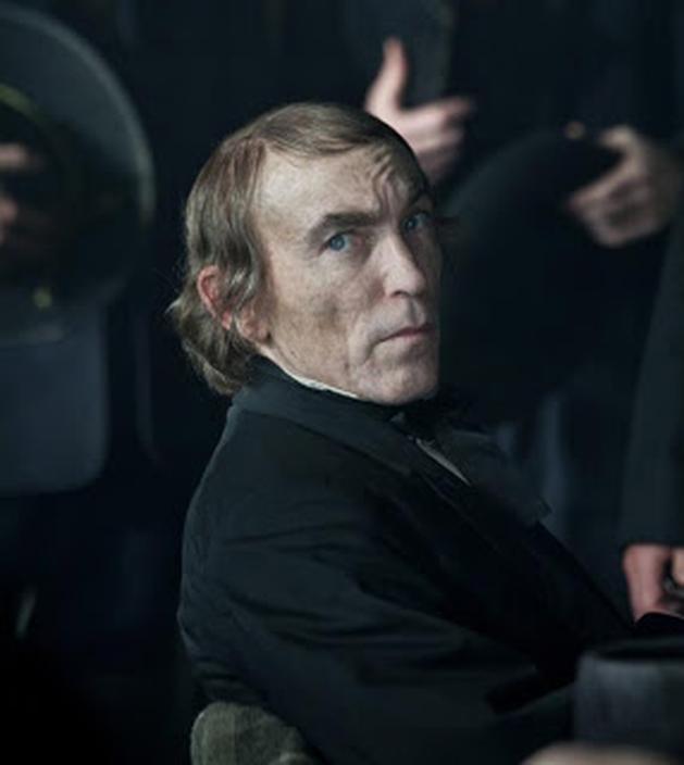 Novas imagens de Lincoln