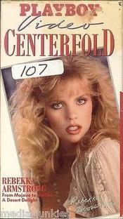 Playboy Video Centerfold - Rebekka Armstrong - Poster / Capa / Cartaz - Oficial 1