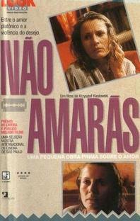 Não Amarás - Poster / Capa / Cartaz - Oficial 3