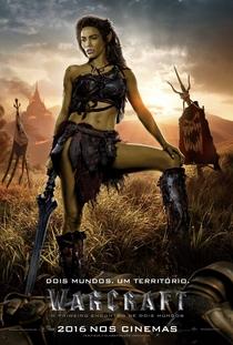 Warcraft: O Primeiro Encontro de Dois Mundos - Poster / Capa / Cartaz - Oficial 15