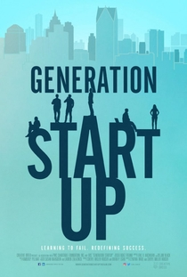 Generation Startup - Poster / Capa / Cartaz - Oficial 1