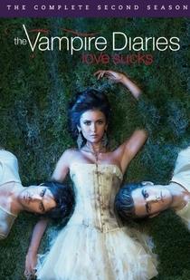 The Vampire Diaries (2ª Temporada) - Poster / Capa / Cartaz - Oficial 6