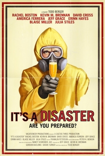 It's A Disaster - Poster / Capa / Cartaz - Oficial 1