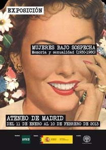 Mujeres Bajo Sospecha - Poster / Capa / Cartaz - Oficial 1