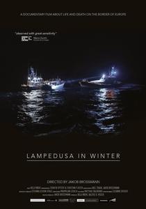 Lampedusa in Winter - Poster / Capa / Cartaz - Oficial 1