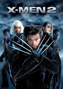 X-Men 2 - Poster / Capa / Cartaz - Oficial 5