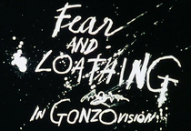 Omnibus: Fear and Loathing in Gonzovision - Poster / Capa / Cartaz - Oficial 1