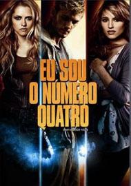 Eu Sou O Número Quatro - Poster / Capa / Cartaz - Oficial 4