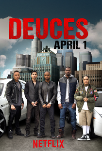 Deuces - Poster / Capa / Cartaz - Oficial 1