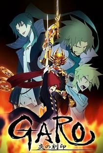 Garo: Honoo no Kokuin - Poster / Capa / Cartaz - Oficial 1