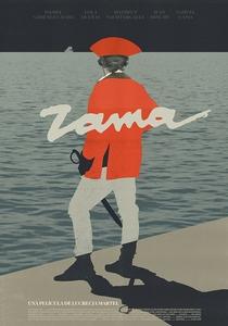 Zama - Poster / Capa / Cartaz - Oficial 1
