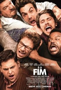 É o Fim - Poster / Capa / Cartaz - Oficial 2