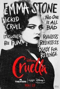 Cruella - Poster / Capa / Cartaz - Oficial 4