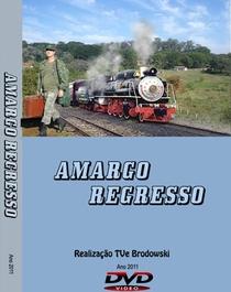 Amargo Regresso - Poster / Capa / Cartaz - Oficial 1