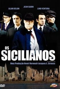 Os Sicilianos - Poster / Capa / Cartaz - Oficial 9