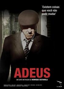 ADEUS - Um curta metragem de Henrique Cestarolli - Poster / Capa / Cartaz - Oficial 1