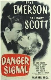 Sinal de Perigo - Poster / Capa / Cartaz - Oficial 1