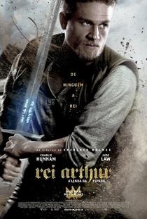Rei Arthur: A Lenda da Espada - Poster / Capa / Cartaz - Oficial 5