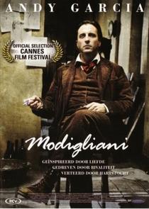 Modigliani - A Paixão pela Vida - Poster / Capa / Cartaz - Oficial 3