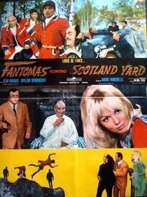 O Fantasma Contra Scotland Yard - Poster / Capa / Cartaz - Oficial 10