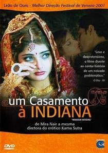 Um Casamento à Indiana - Poster / Capa / Cartaz - Oficial 9