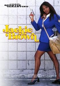 Jackie Brown - Poster / Capa / Cartaz - Oficial 5