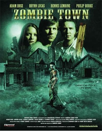 Zombie Town - Poster / Capa / Cartaz - Oficial 1