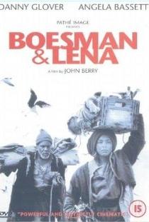 Boesman e Lena - Poster / Capa / Cartaz - Oficial 1
