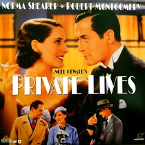 Private Lives - Poster / Capa / Cartaz - Oficial 1