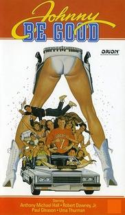Johnny Bom de Transa - Poster / Capa / Cartaz - Oficial 6