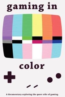 Gaming in color - Poster / Capa / Cartaz - Oficial 1