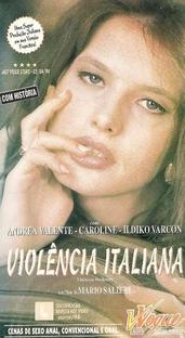 Violência Italiana - Poster / Capa / Cartaz - Oficial 1