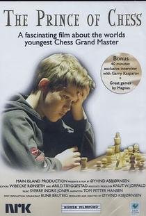 O Príncipe do Xadrez - A História de Magnus Carlsen - Poster / Capa / Cartaz - Oficial 1