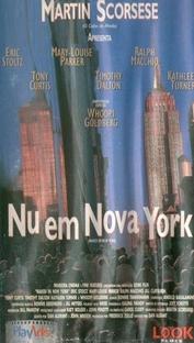 Nu em Nova York - Poster / Capa / Cartaz - Oficial 3