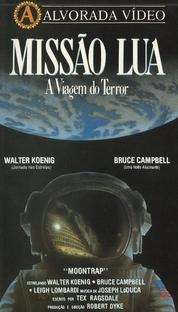 Missão Lua - A Viagem do Terror - Poster / Capa / Cartaz - Oficial 4