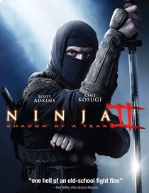 Ninja 2 - A Vingança - Poster / Capa / Cartaz - Oficial 1