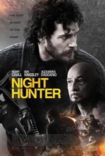 Night Hunter - Poster / Capa / Cartaz - Oficial 3