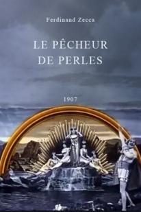 O pescador de pérolas - Poster / Capa / Cartaz - Oficial 1