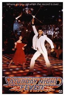 Os Embalos de Sábado à Noite - Poster / Capa / Cartaz - Oficial 1