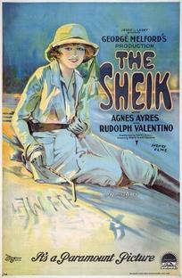 O Sheik - Poster / Capa / Cartaz - Oficial 2