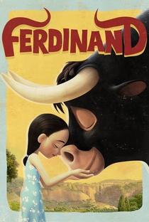 O Touro Ferdinando - Poster / Capa / Cartaz - Oficial 2