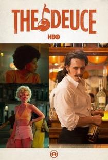 The Deuce (1ª Temporada) - Poster / Capa / Cartaz - Oficial 2