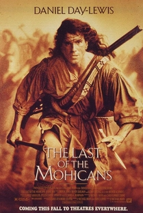 O Último dos Moicanos - Poster / Capa / Cartaz - Oficial 4