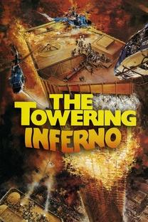 Inferno na Torre - Poster / Capa / Cartaz - Oficial 8