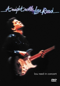 A Night with Lou Reed - Poster / Capa / Cartaz - Oficial 1