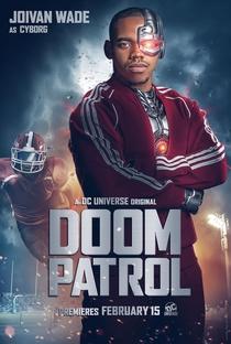 Patrulha do Destino (1ª Temporada) - Poster / Capa / Cartaz - Oficial 8