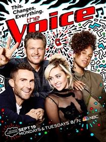 The Voice (11ª Temporada) - Poster / Capa / Cartaz - Oficial 1