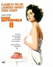 Disque Butterfield 8 - Poster / Capa / Cartaz - Oficial 1